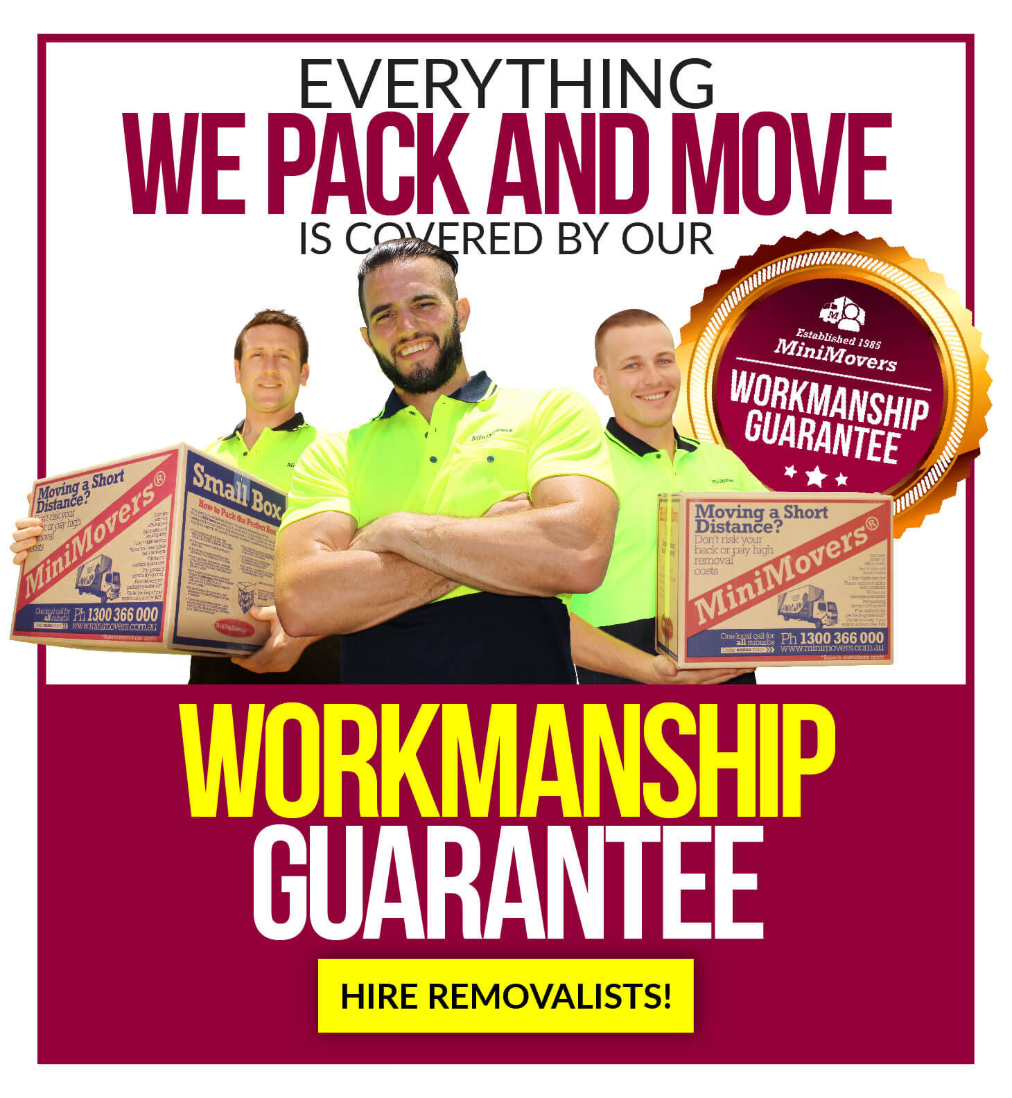 Hire removalists