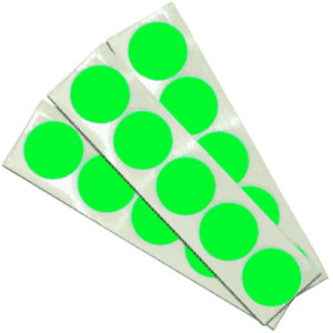 MiniMovers Identification Dots
