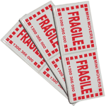Fragile Stickers Pack